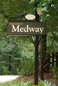 Welcome to Medway Sign