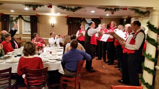 Medway Business Council Holiday Meeting - Dec 3, 2015