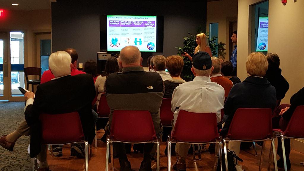 Jillian Guzinski, Social Media Manager, Nowspeed