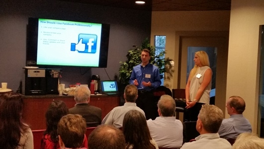Nowspeed social media presentation