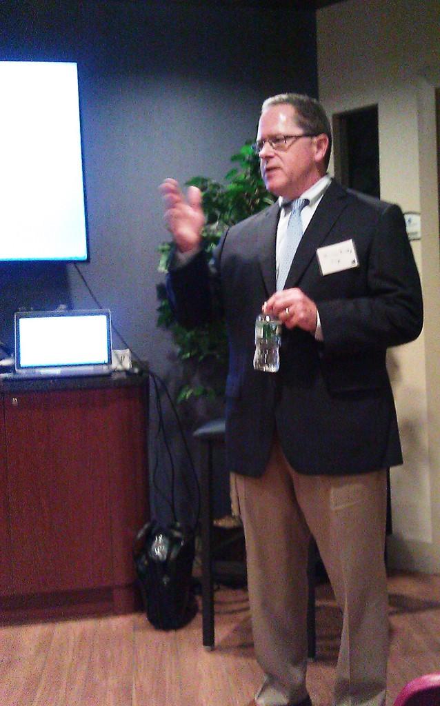 Brian Brady, Sage Payroll Services