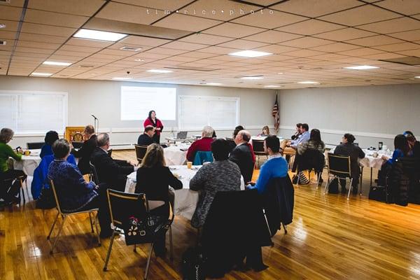 Julie Dennehy PR Workshop