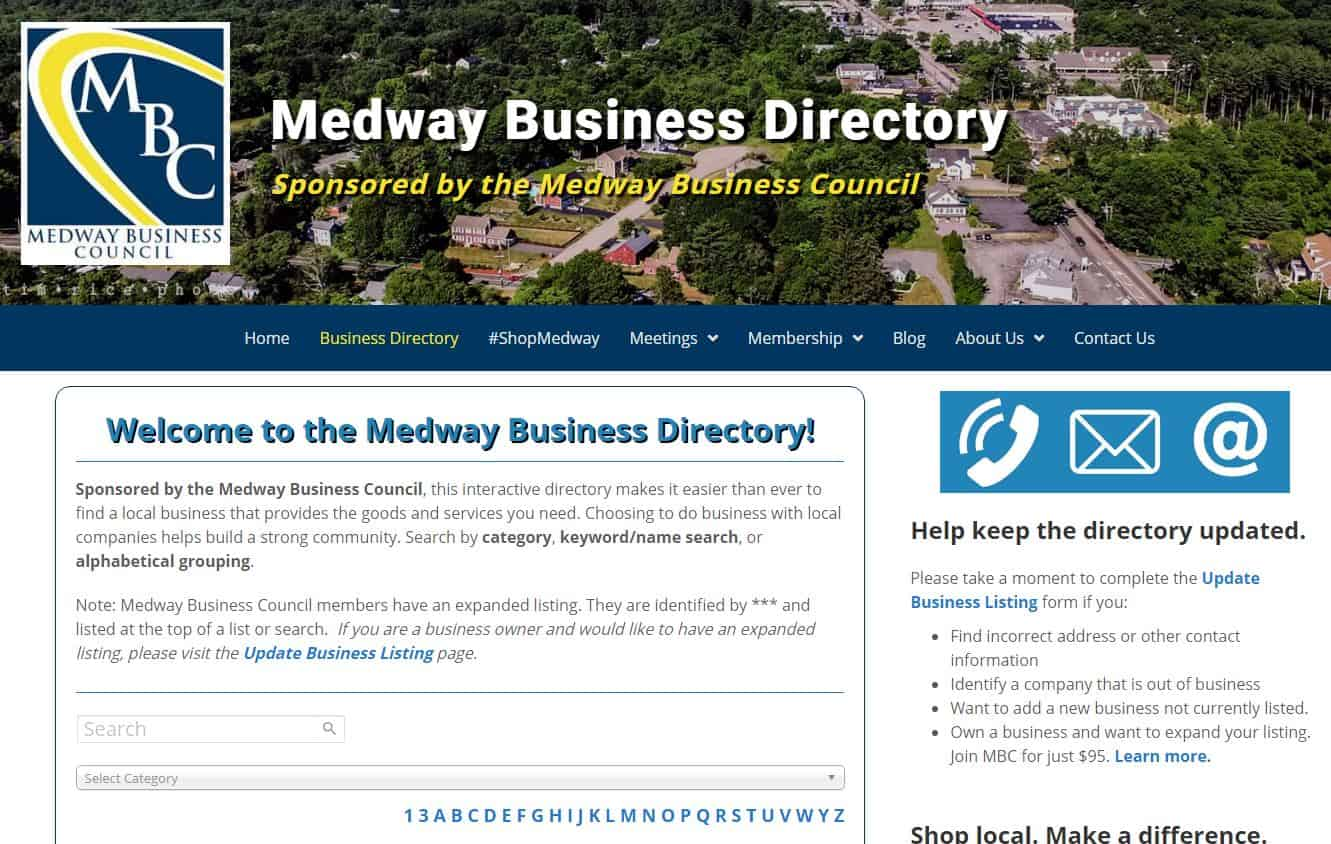 Medway Business Directory image