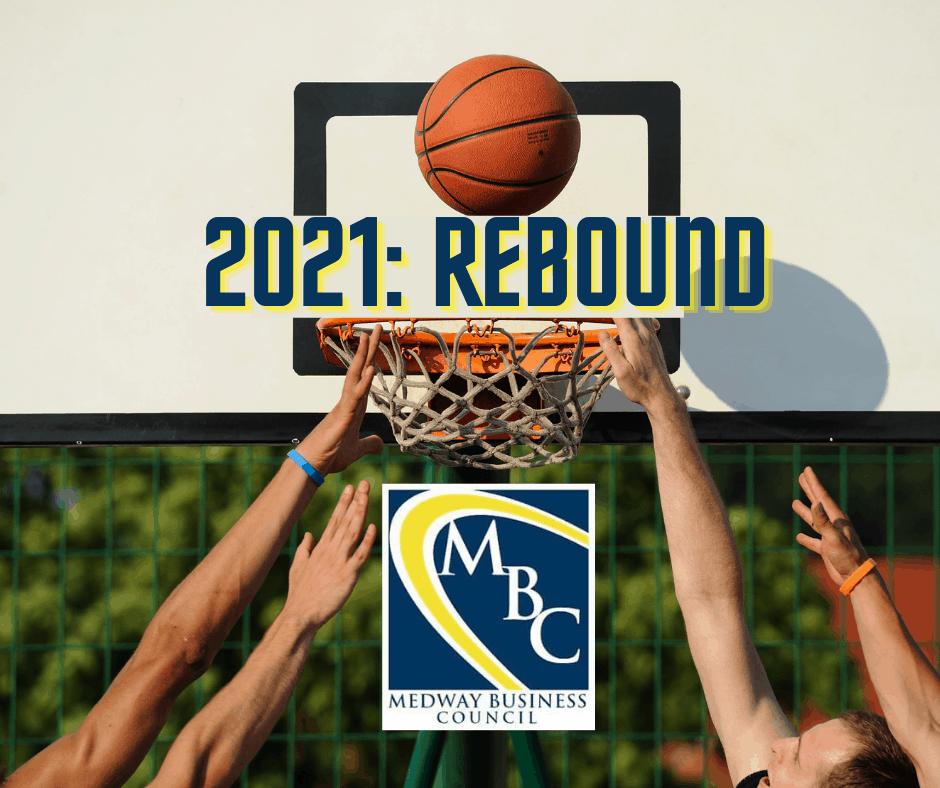 2021 is the year of the rebound